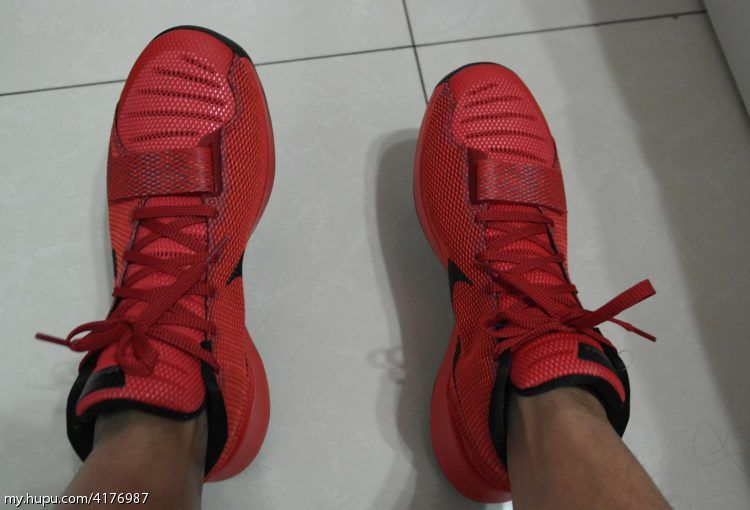 new product 92708 48927 Red Black Nike KD Trey 5 III