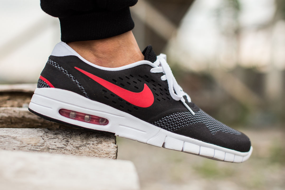 Nike SB Eric Koston 2 Max Black University Red