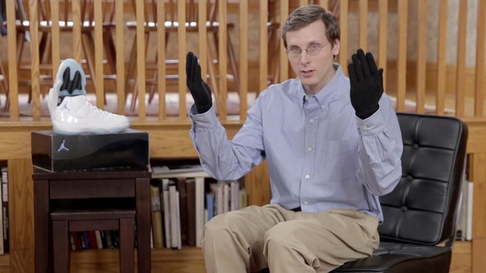 Brad Hall Sneaker Reviewer Interview