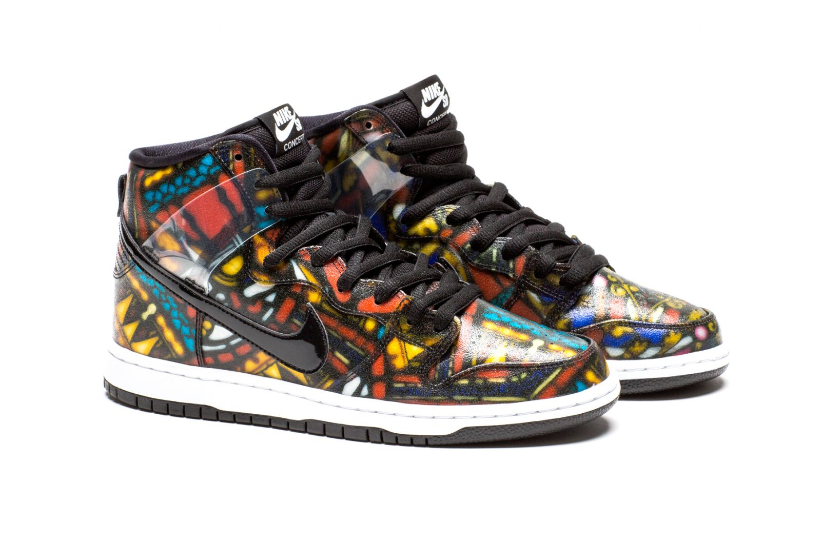 Concepts Nike SB Dunk High Grail Collection