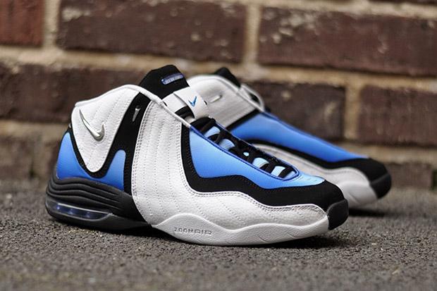 nike air 3 le kevin garnett white blue 2015 sneaker bar