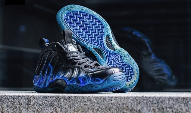 best cheap 57175 f6437 Nike Foamposite One Blue ParaNorman Custom