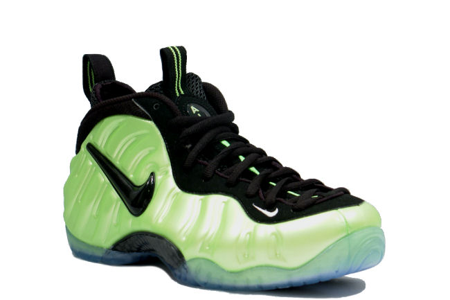 Nike Air Foamposite Pro Electric Green 2011