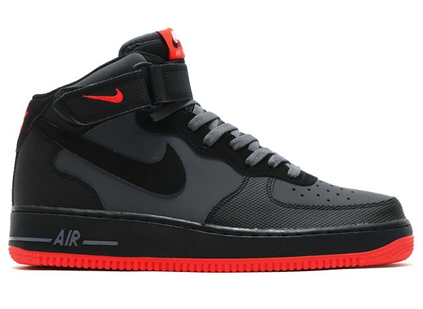 Nike Air Force 1 Mid 07 Hot Lava