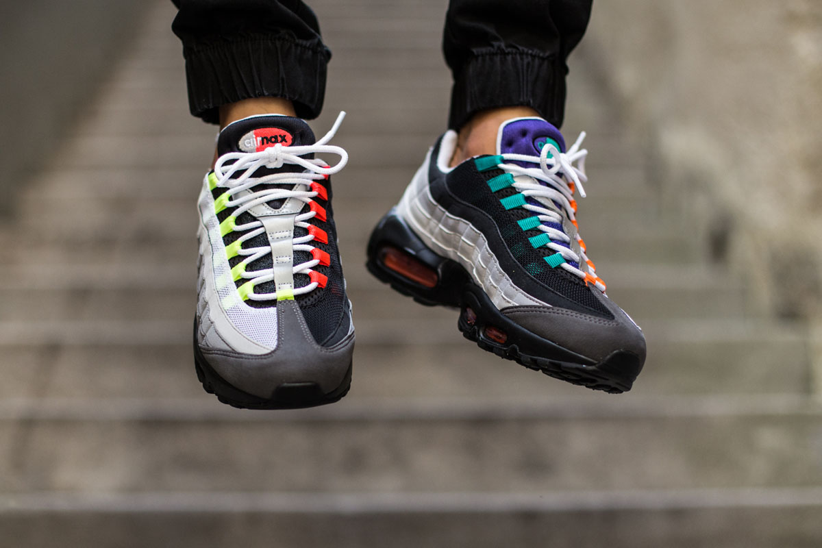 Nike Air Max 95 OG Greedy What The Air Max 95