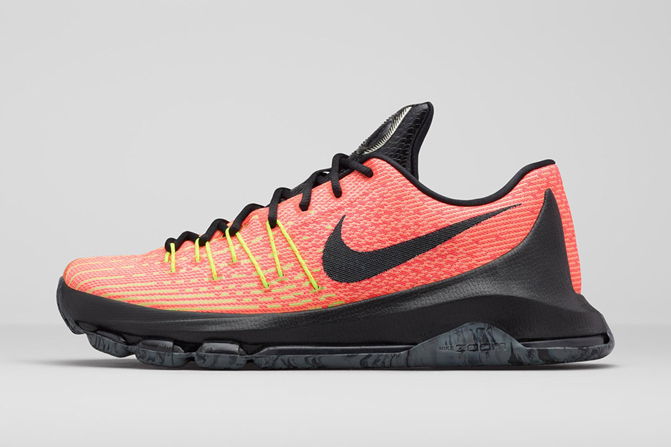 Nike KD 8 VIII Hunts Hill Sunrise Release Date
