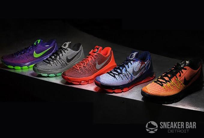 Nike KD 8 Hunts Hill Sunrise Suit Hunts Hill Night Release Dates