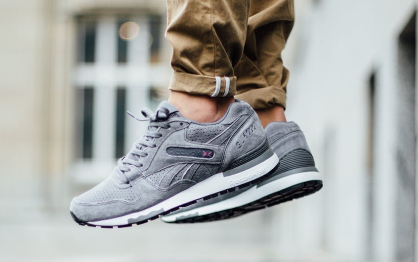 44ae3235c005 Reebok GL 6000 Shark Grey - Sneaker Bar Detroit