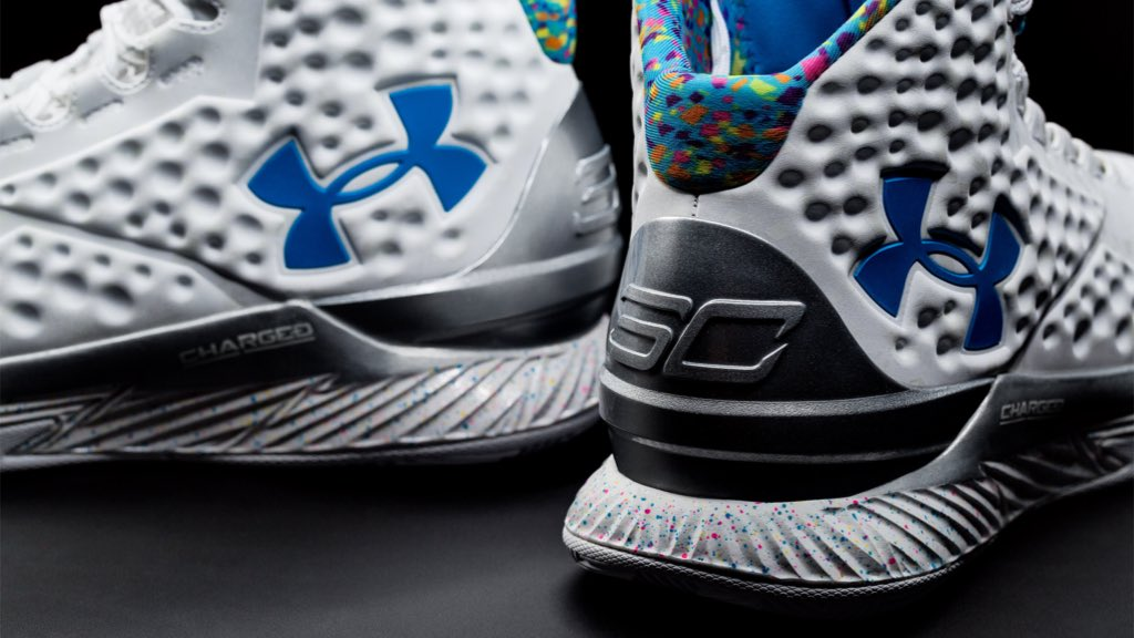 Curry One Splash Party Release Date