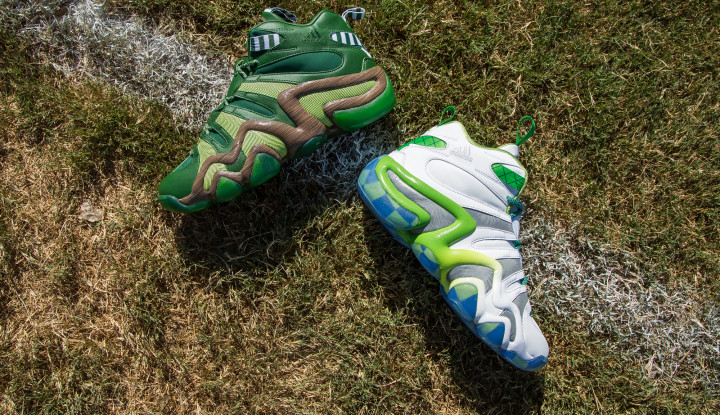 adidas Crazy 8 Portland Timbers vs Seattle Sounders