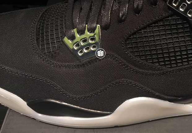 Eminem Air Jordan 4 Marshall Mathers LP 2015