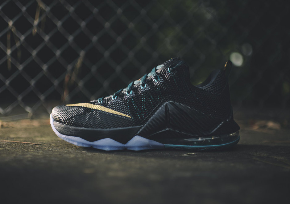 huge discount 9615a 32c3d SVSM Nike LeBron 12 Low