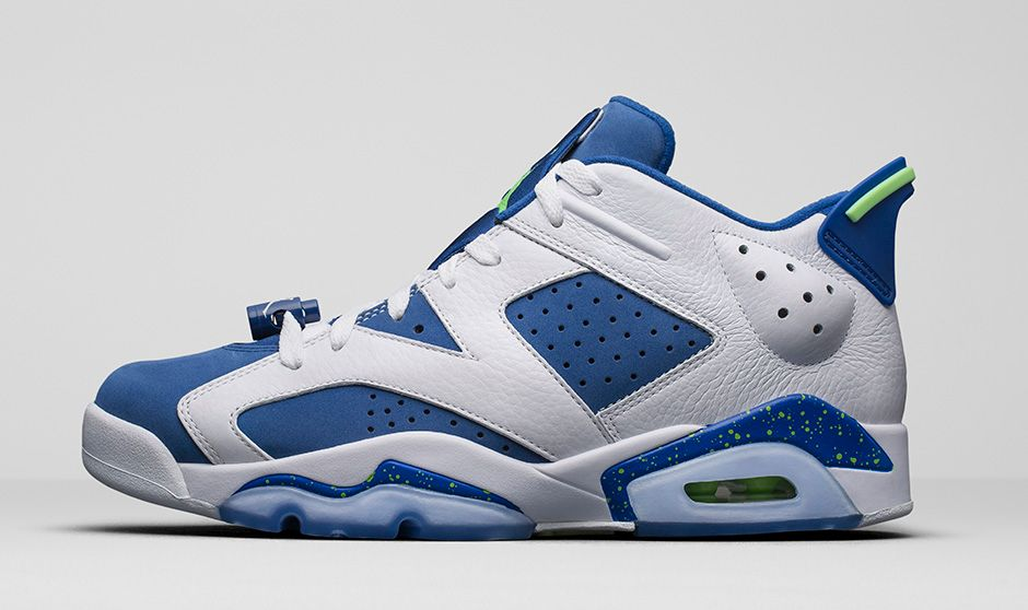 e71aba1668f68 Air Jordan 6 Low Insignia Blue - Sneaker Bar Detroit