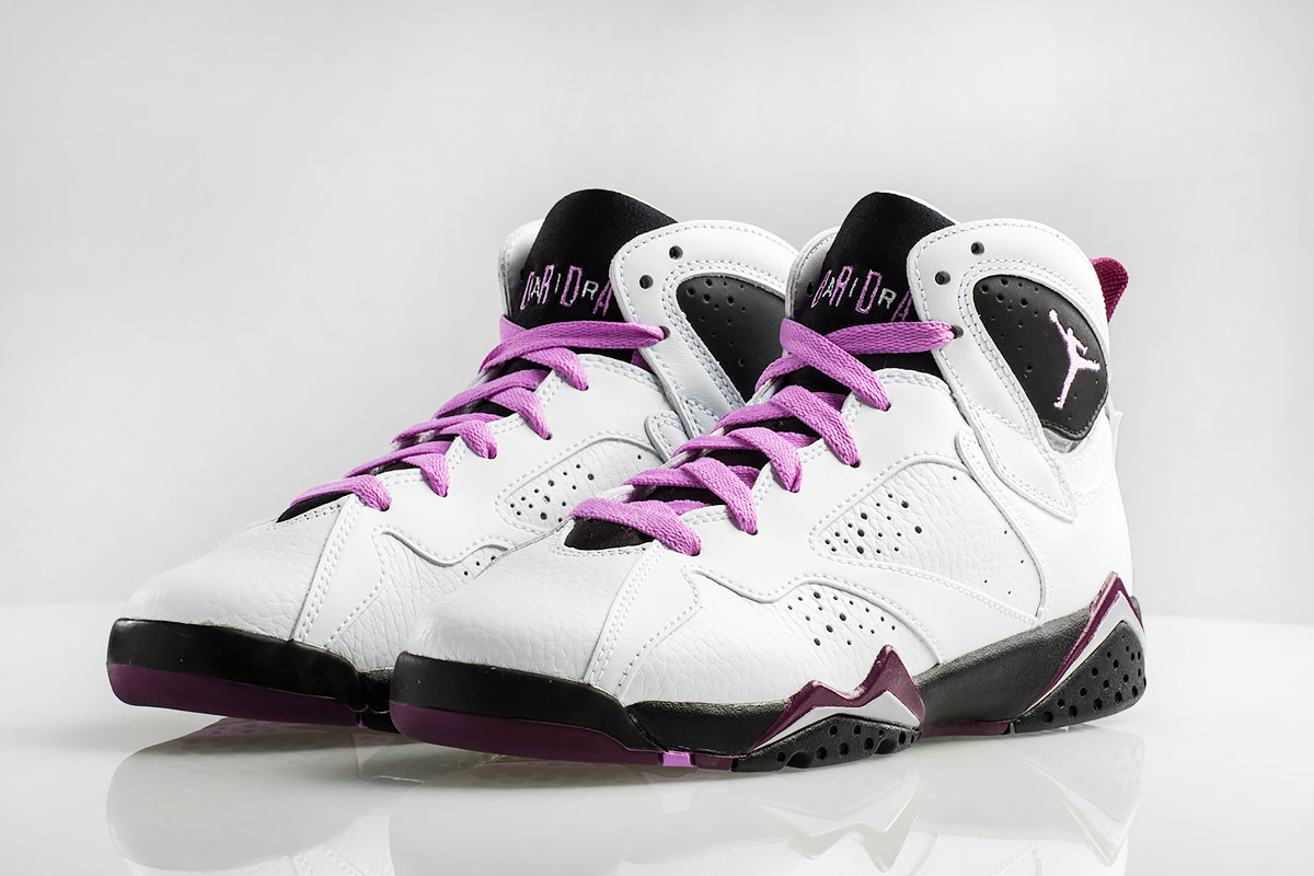 Air Jordan 7 Gs Lueur Fuchsia