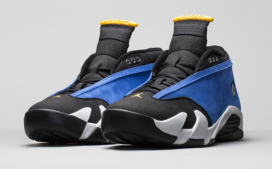 b98b063b568 Air Jordan 14 XIV Low Laney 2015 QS - Sneaker Bar Detroit