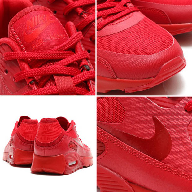 the latest f5af9 599f8 Nike Air Max 90 Red