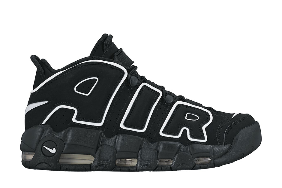 Nike Air More Uptempo 2016 20th Anniversary