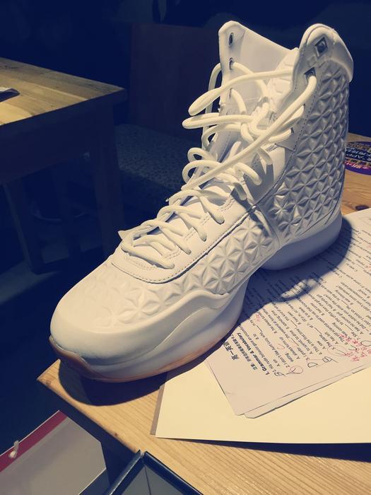 Nike Kobe 10 High EXT White Gum