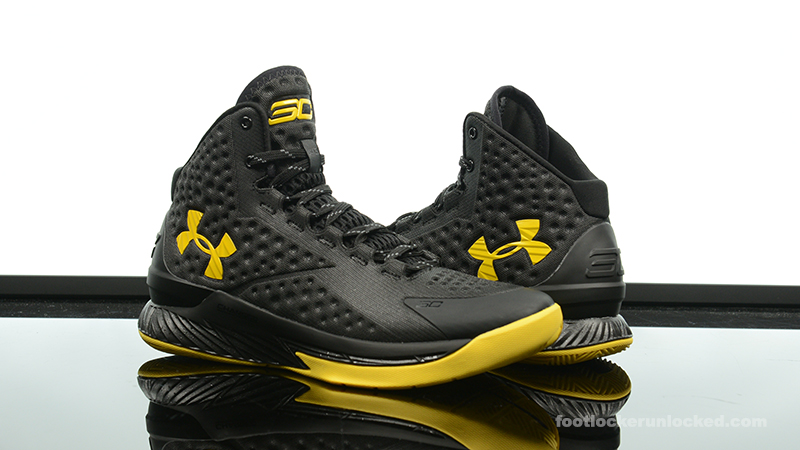 Under Armour Curry One Batman Moment Champ Pack