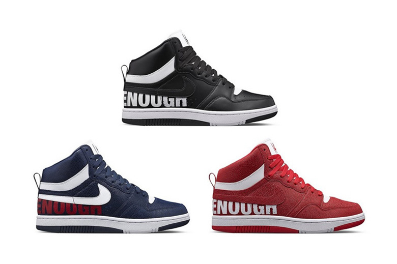 GOODENOUGH NikeLab Court Force SP