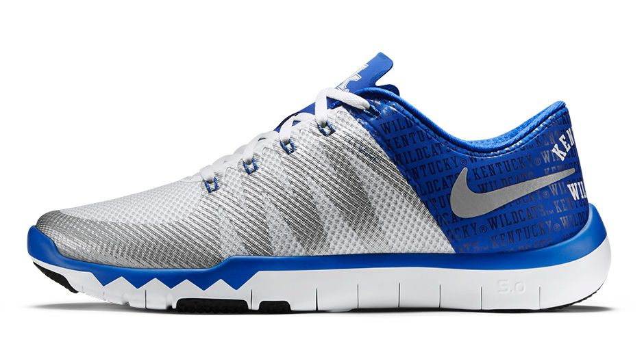 Nike Free Trainer 5.0 Kentucky
