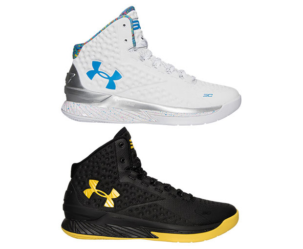 UA Curry One Champ Pack