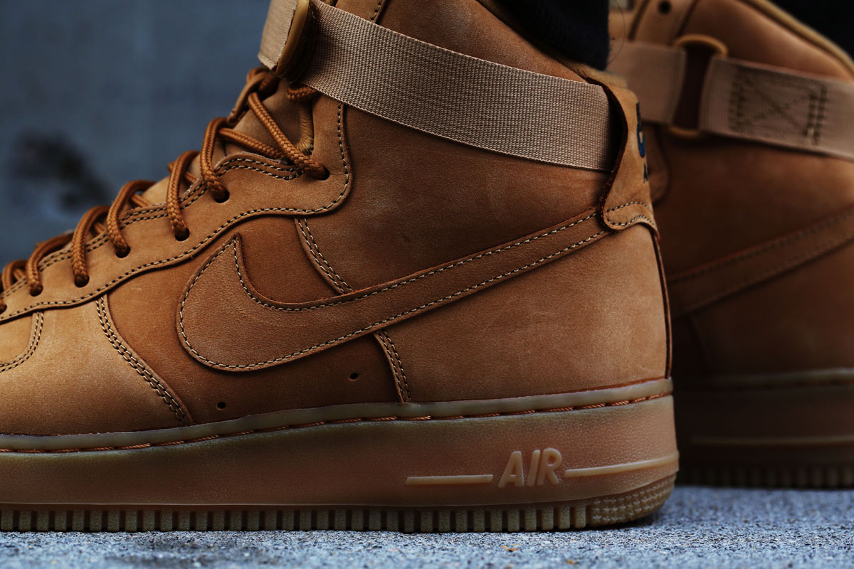 Do You Like The Nike Air Force 1 High Bordeaux? | Nike air