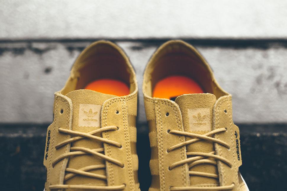 adidas Seeley Deconstructed Tan