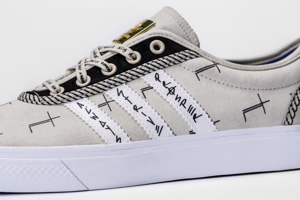 adidas A$AP Ferg X Traplord Adi Ease Shoes Black, White