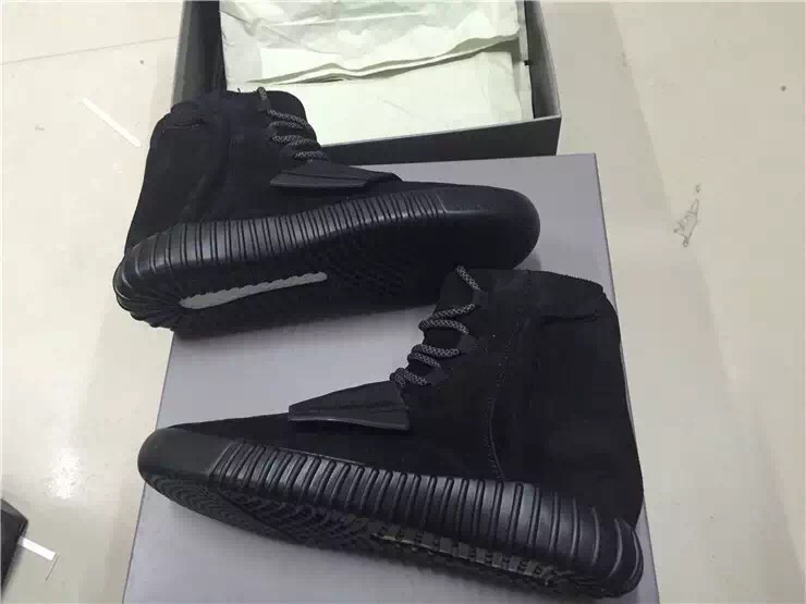 Black adidas Yeezy 750 Boost Release Date