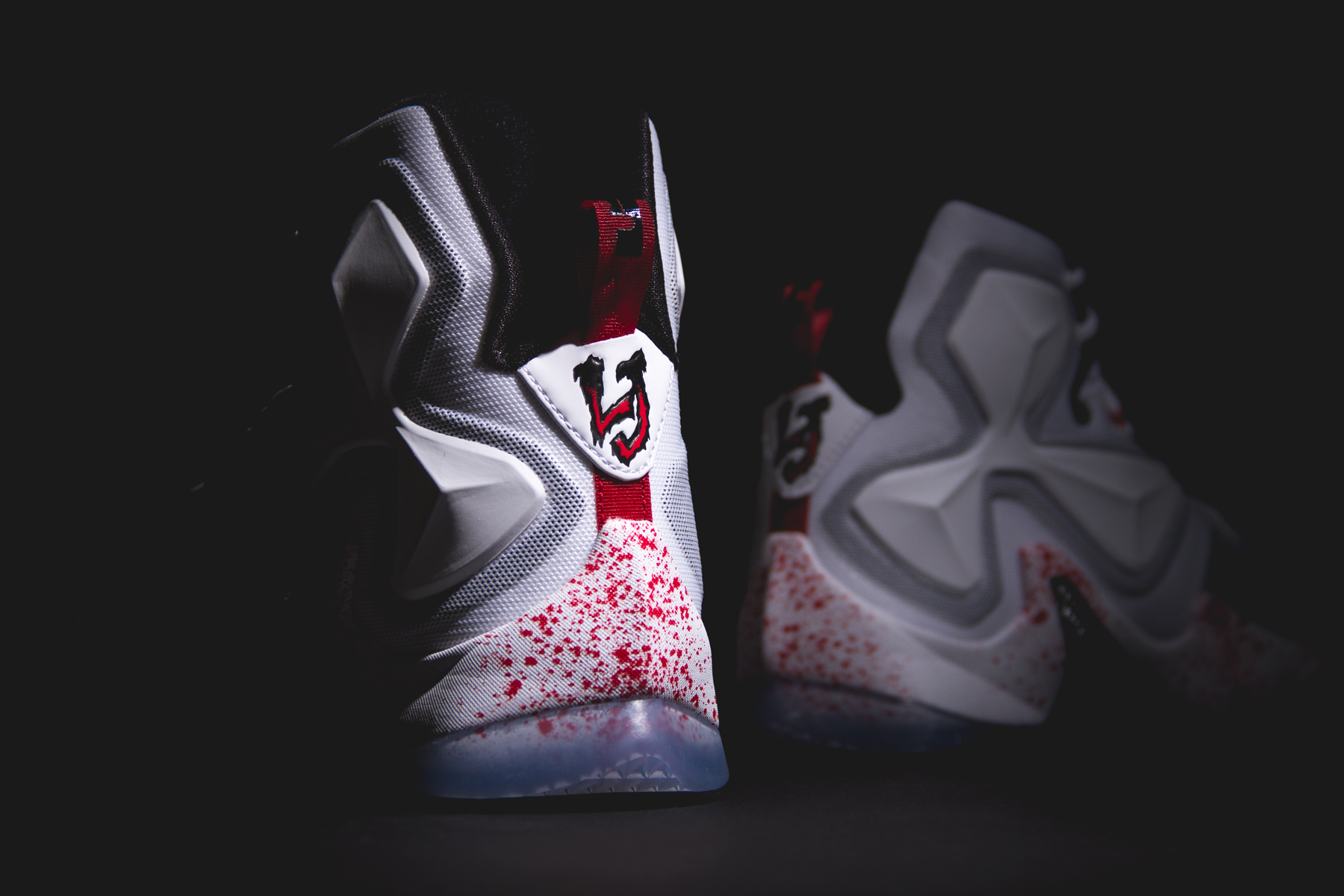 Friday the 13th Nike LeBron 13 Horror Flick