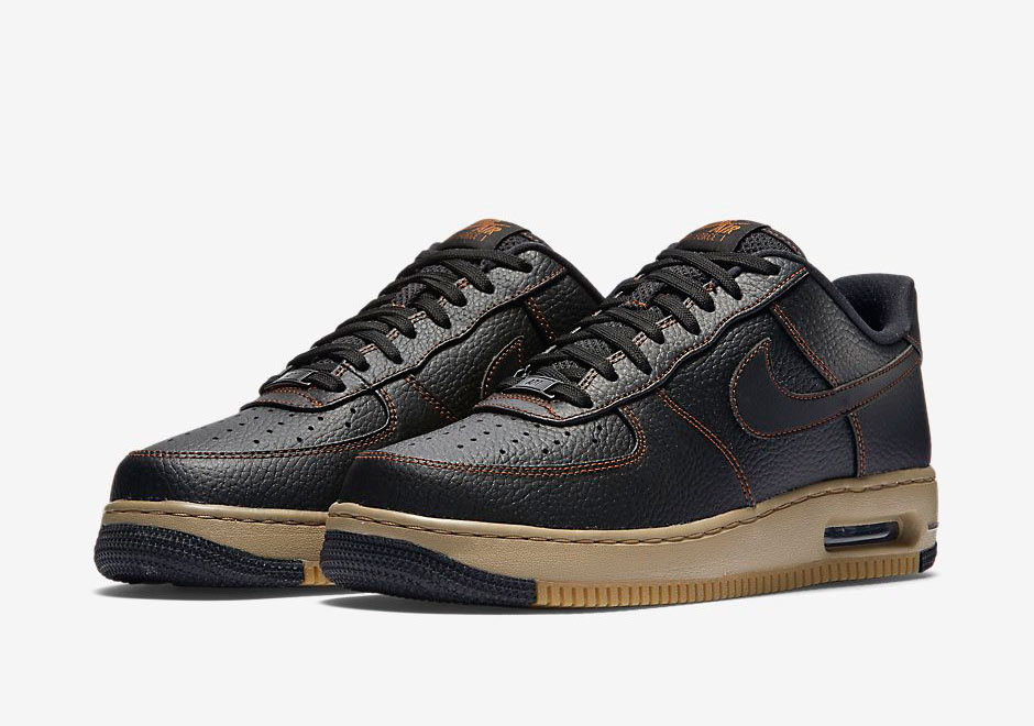 Nike Air Force 1 Low Elite Black Tawny