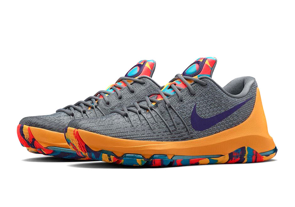 quality design a72d0 1237c Nike KD 8 PG County