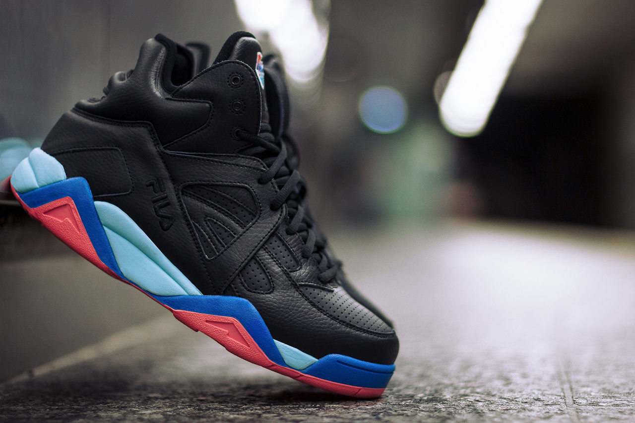 Pink Dolphin FILA Vintage Cage Round Two Black Friday