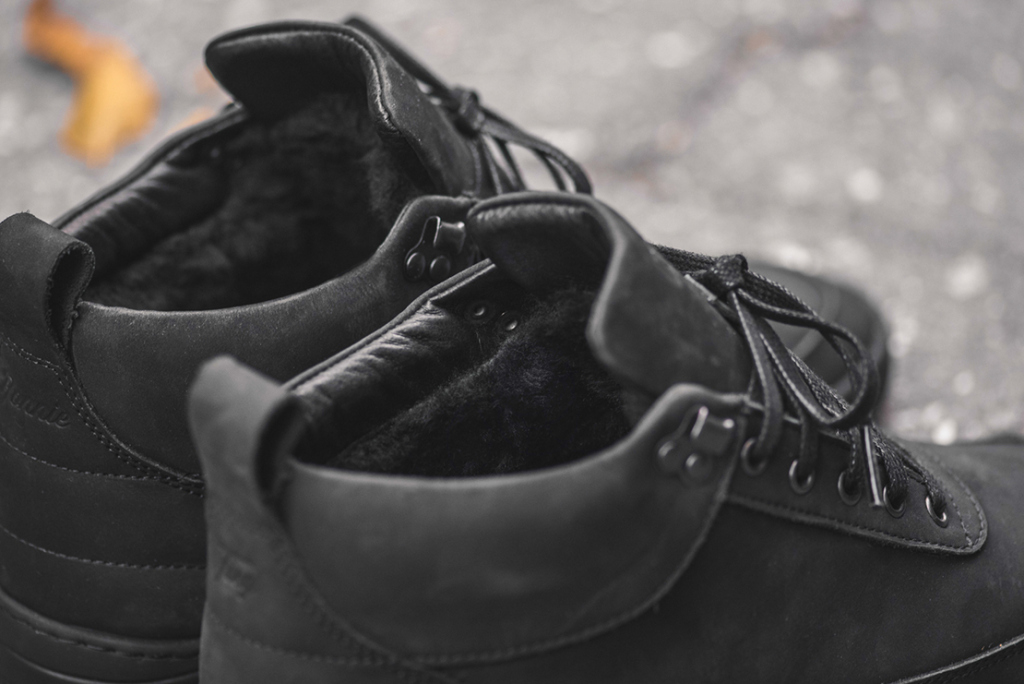 Ronnie Fieg x Filling Pieces RF Mid II Release Date