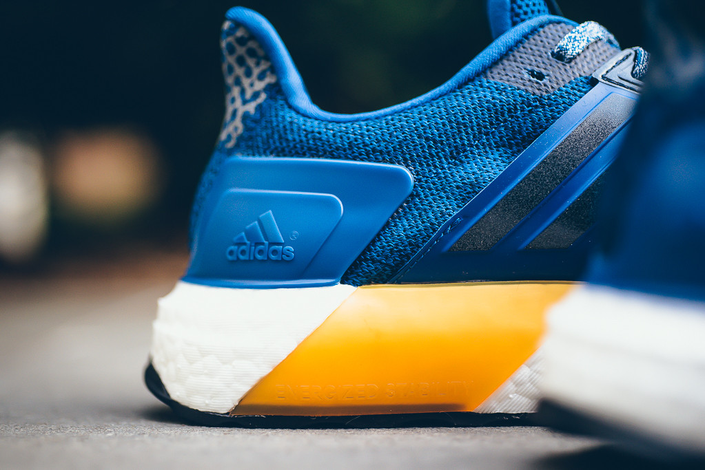 Adidas Ultra Boost White And Blue