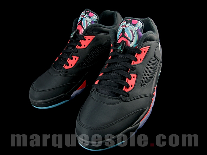 Air Jordan 5 V Low China Chinese New Year