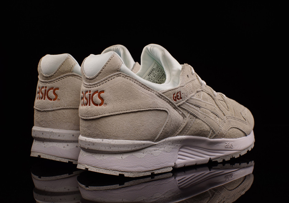 asics gel-lyte v rose gold* pack (white white)