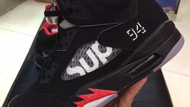 Early Leaked Nike Jordan Brand Photos