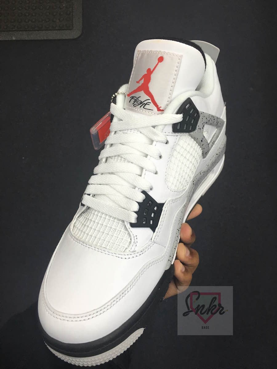 Cement Nike Air Jordan 4 Retro OG