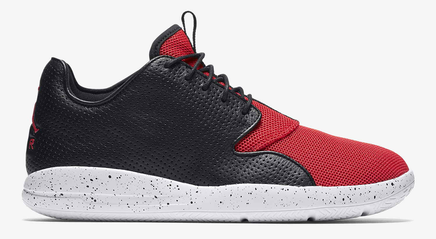 Jordan Eclipse Bred Black Leather Sneaker Bar Detroit