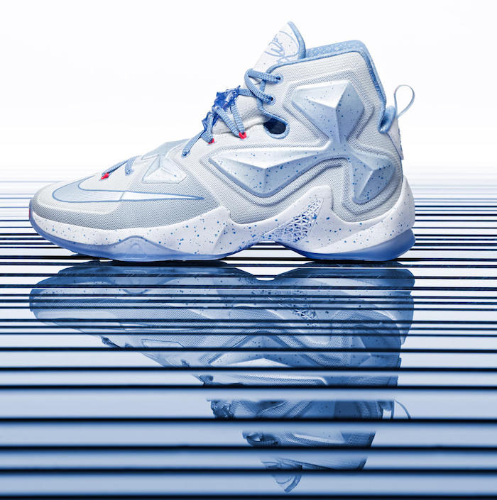 Nike LeBron 13 Christmas Release Date