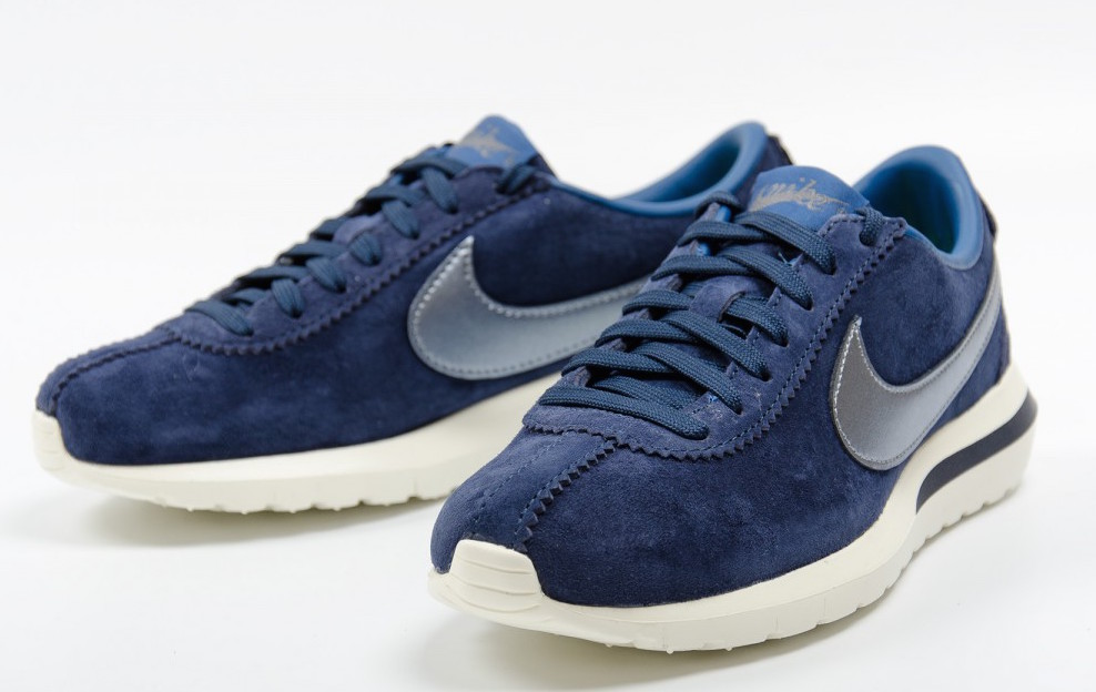 pretty nice a7b5f 1e1c1 ... coupon for nike roshe cortez nm premium suede navy 6237d 5578c