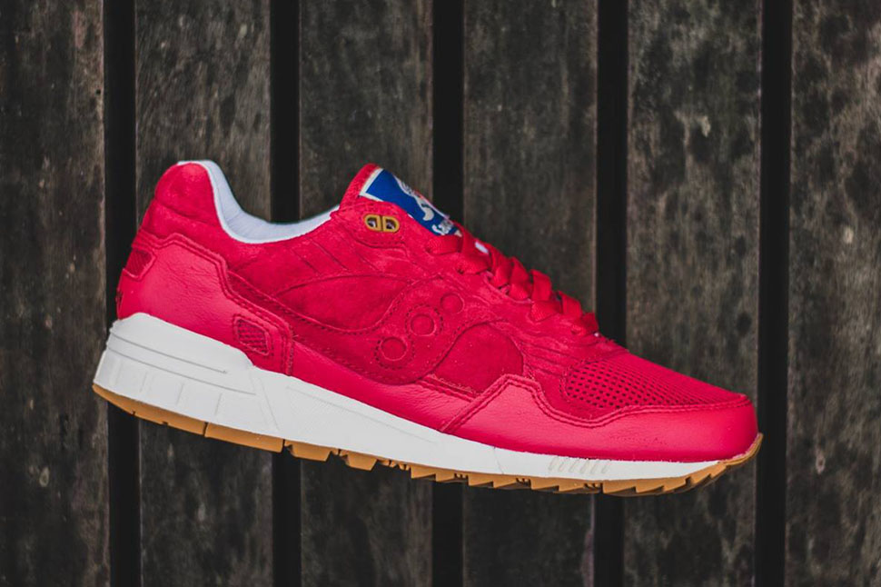 Bodega Saucony Shadow 5000 Elite Re Issue Pack