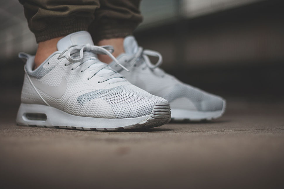 Nike Air Max Tavas Pure Platinum Sneaker Bar Detroit