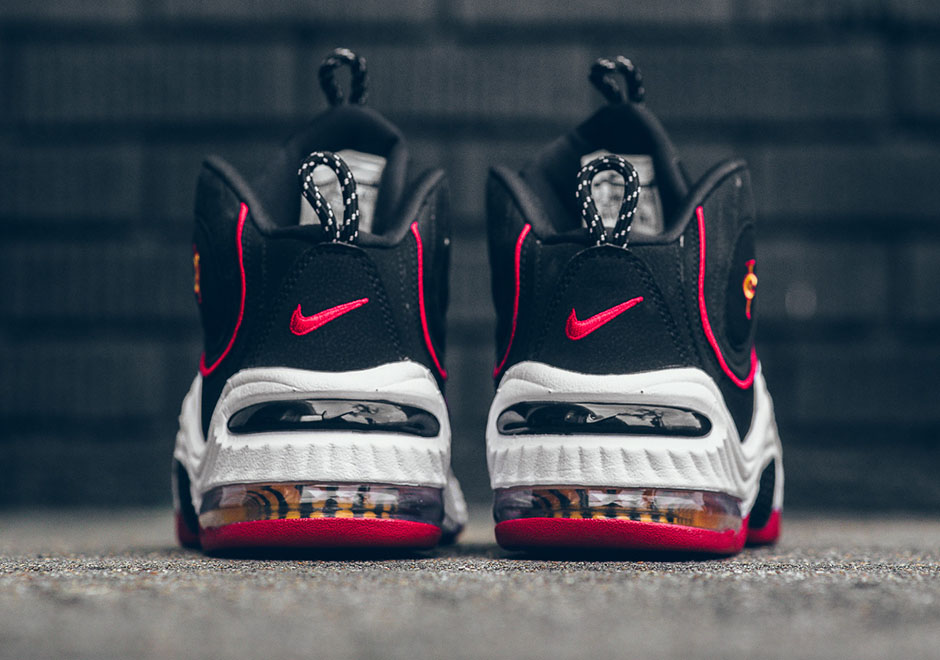 Nike Air Penny 2 Miami Heat Available