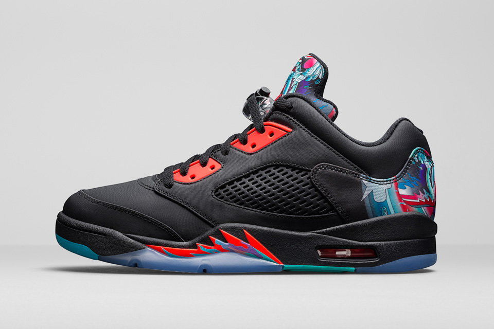 official photos 7bd01 4a608 Air Jordan 5 CNY Chinese New Year