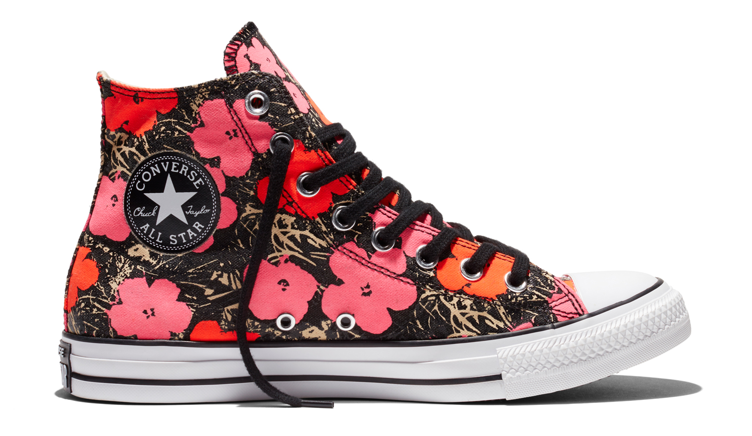 Converse Chuck Taylor Andy Warhol Collection