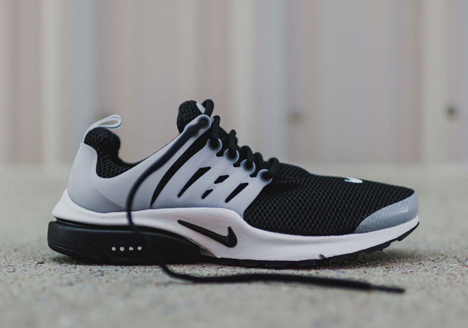 los angeles cb360 95d34 Nike Air Presto Black White Available