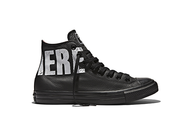 Sex Pistols x Converse Chuck Taylor All Star Collection